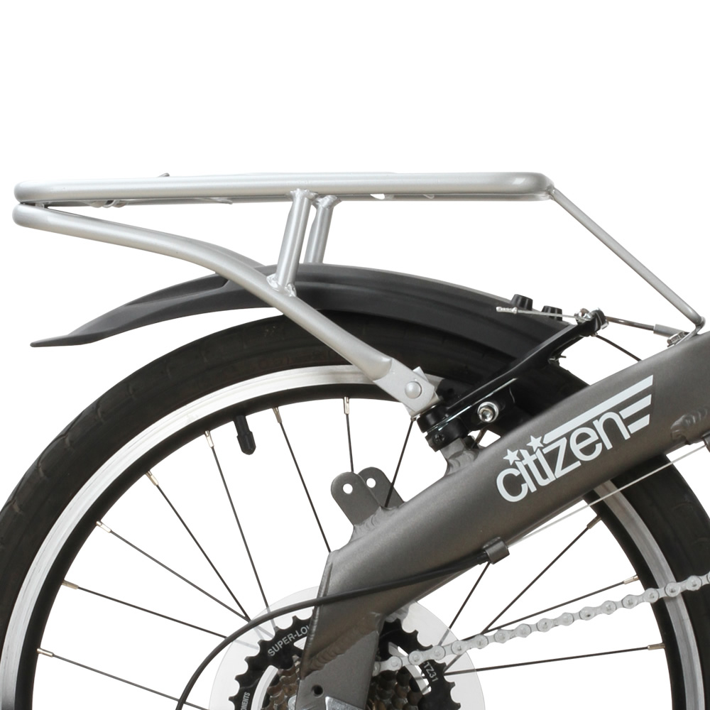 Citizen Bike Rack and Fender Kit for GOTHAM/SEOUL Folding Bikes