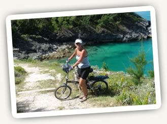 Citizen Bike in Bermuda